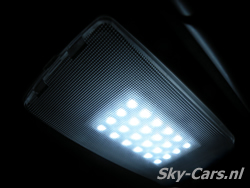 Led verlichting for Auto interieur verlichting