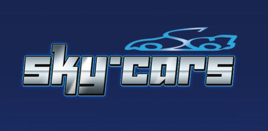 Sky Cars Logo